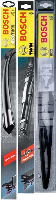 Escobillas limpiaparabrisas: Productos de Diesel Prado Overa