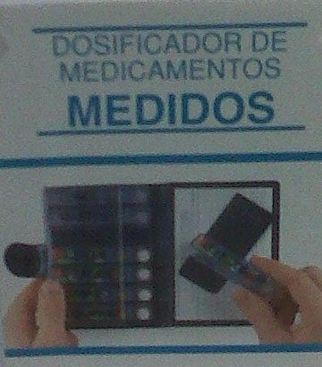 DOSIFICADOR DE PASTILLAS: Productos y servicios de Farmacia-Ortopedia Betanzos 8