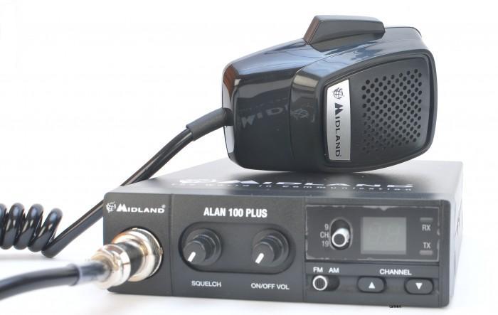 ALAN 100 PLUS B: Catálogo de Olanni Electronics