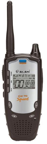 ALAN 445 SPORT: Catálogo de Olanni Electronics