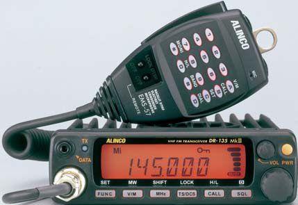 ALINCO DR-135E: Catálogo de Olanni Electronics