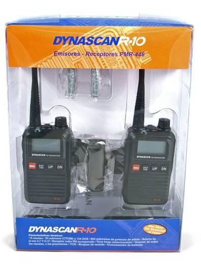 DYNASCAN R-10: Catálogo de Olanni Electronics