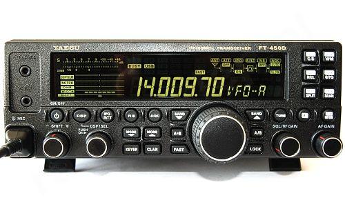 YAESU FT-450D: Catálogo de Olanni Electronics