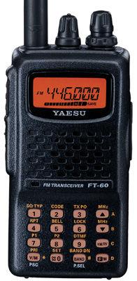 YAESU FT-60E: Catálogo de Olanni Electronics