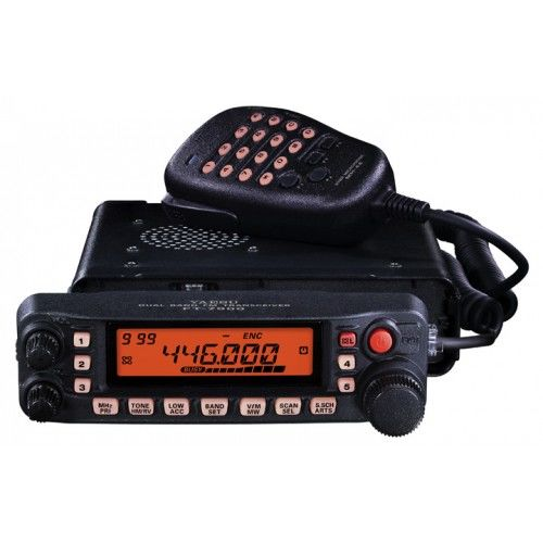 YAESU FT-7900E con kit extension frontal: Catálogo de Olanni Electronics