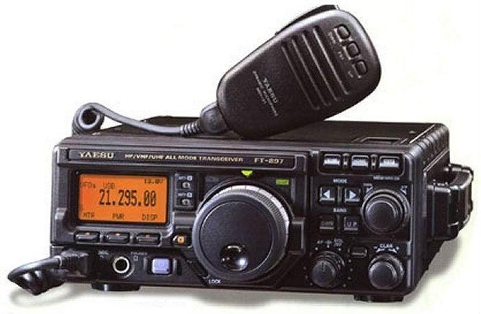 YAESU FT-897D: Catálogo de Olanni Electronics