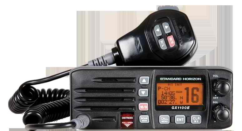 STANDARD HORIZON GX-1100: Catálogo de Olanni Electronics