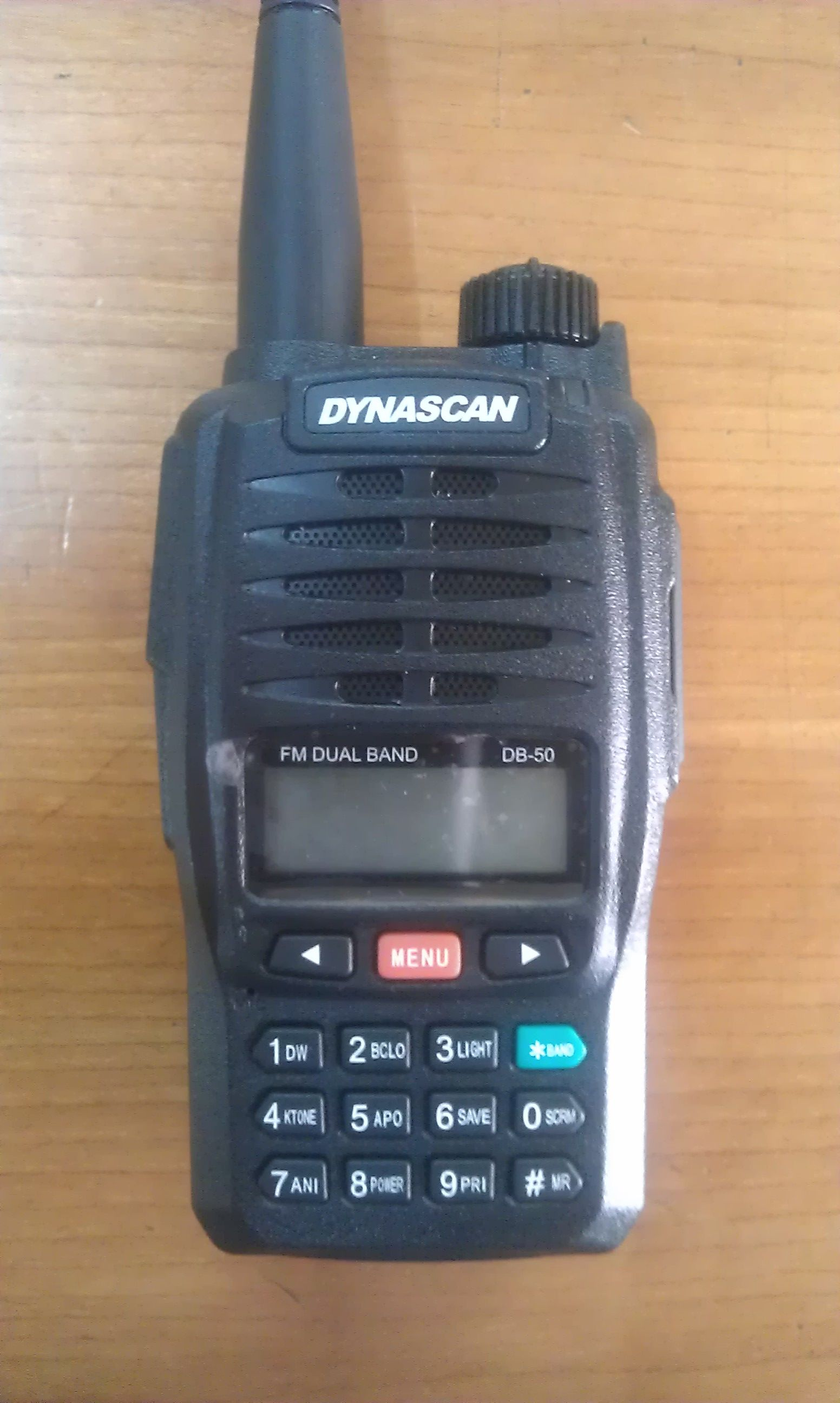 DYNASCAN DB-50: Catálogo de Olanni Electronics