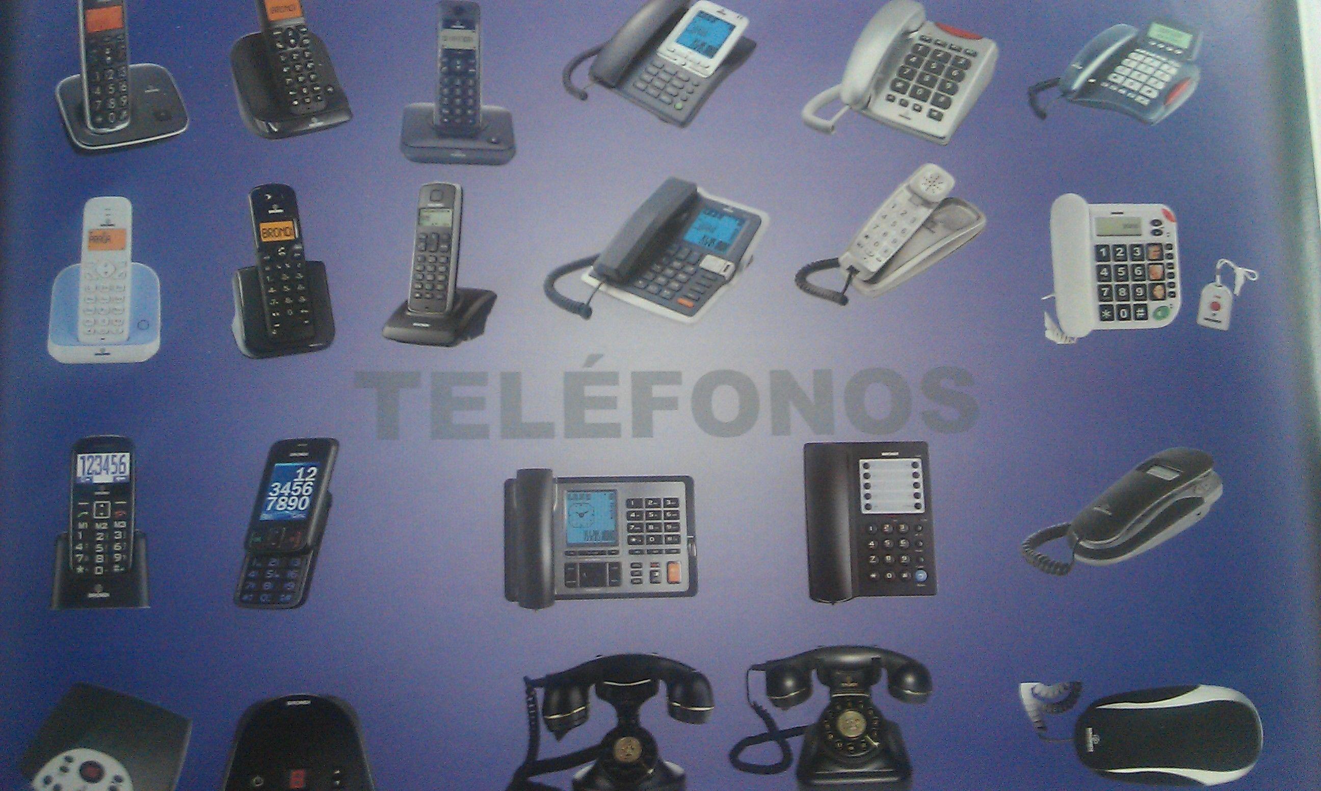TELEFONIA : Catálogo de Olanni Electronics