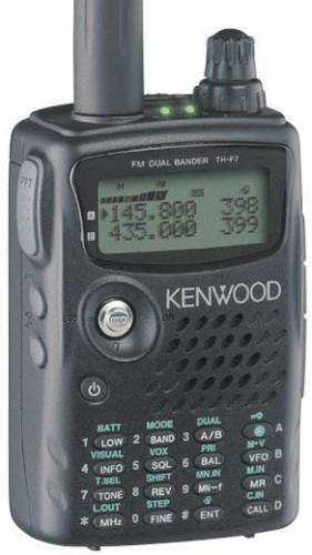 KENWOOD TH-F7E: Catálogo de Olanni Electronics