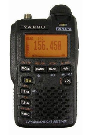 YAESU VR-160: Catálogo de Olanni Electronics