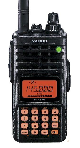 YAESU FT-270E: Catálogo de Olanni Electronics