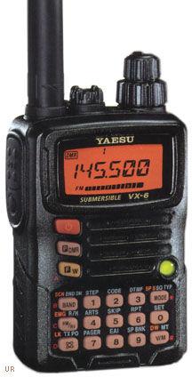 YAESU VX-6E: Catálogo de Olanni Electronics