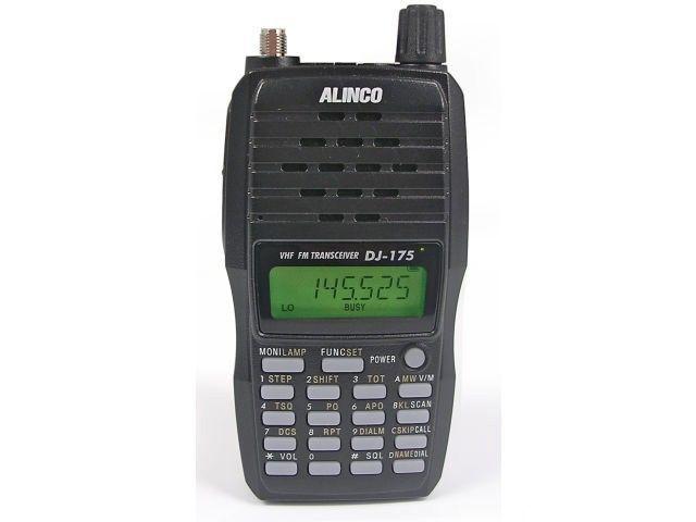 ALINCO DJ-175: Catálogo de Olanni Electronics