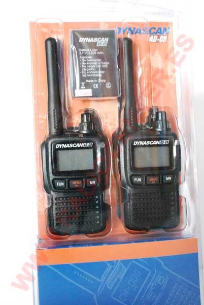 DYNASCAN AD-09: Catálogo de Olanni Electronics