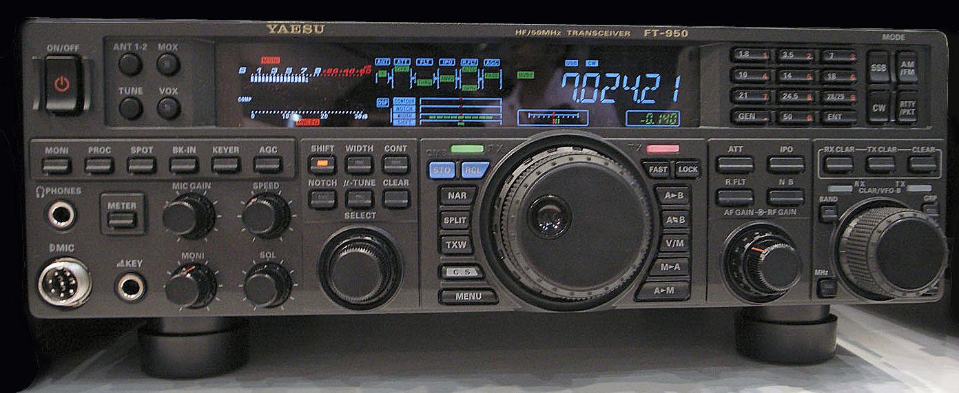 YAESU FT-950: Catálogo de Olanni Electronics