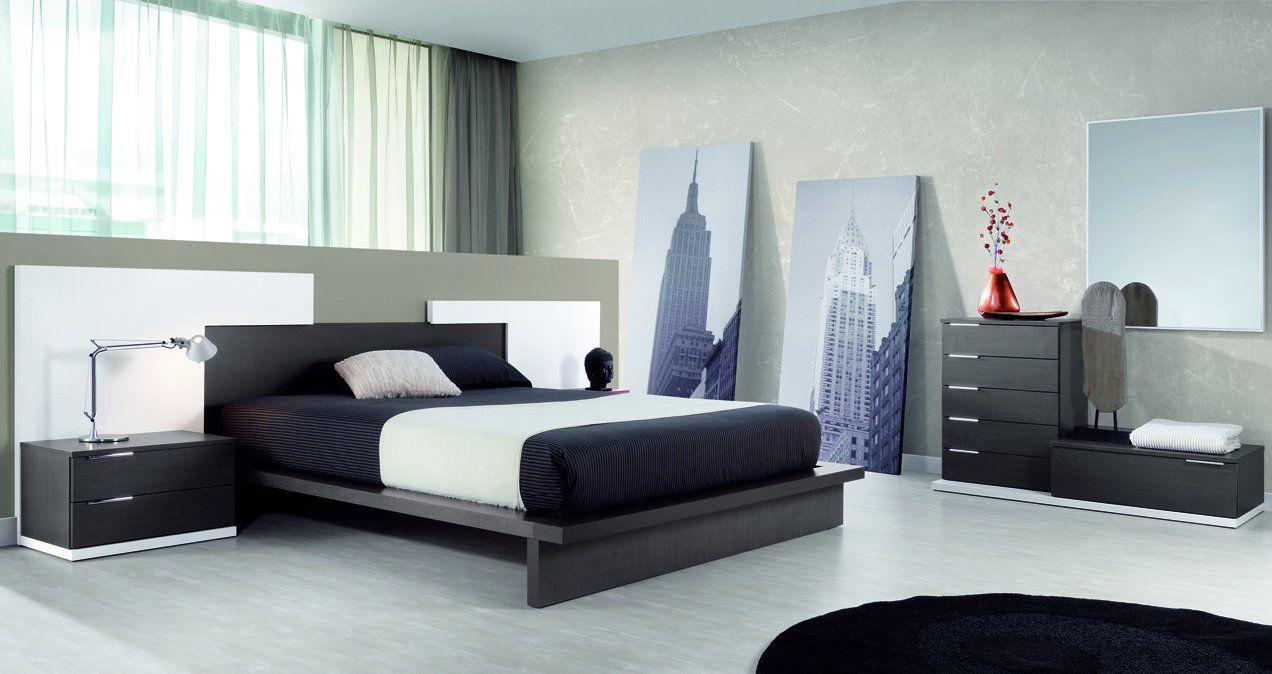 Dormitorio matrimonio moderno cat logo de muebles atance for Muebles para dormitorios modernos