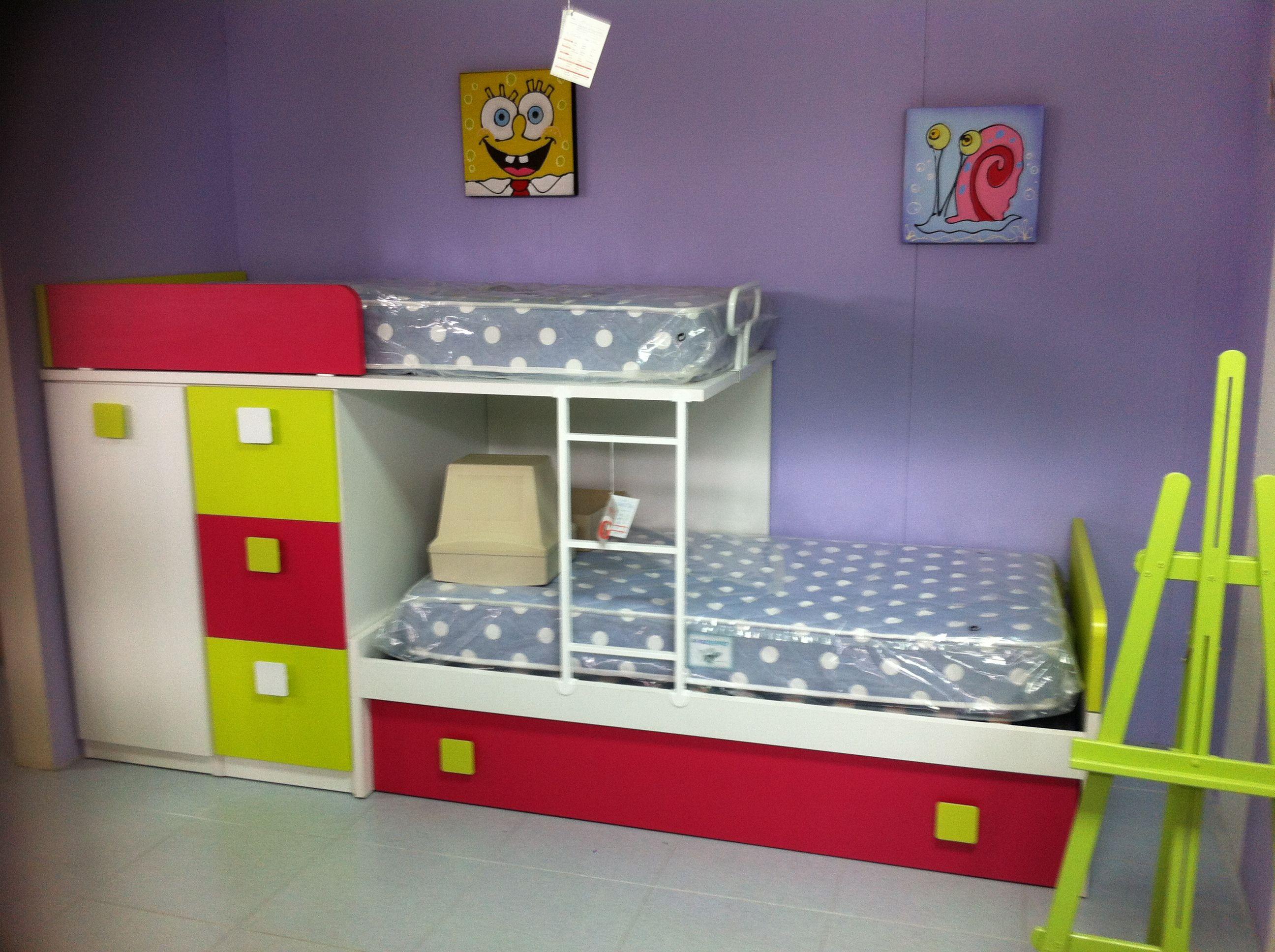 Juvenil 4: Productos y servicios de Gonter S. L. Muebles de Cocina y Hogar