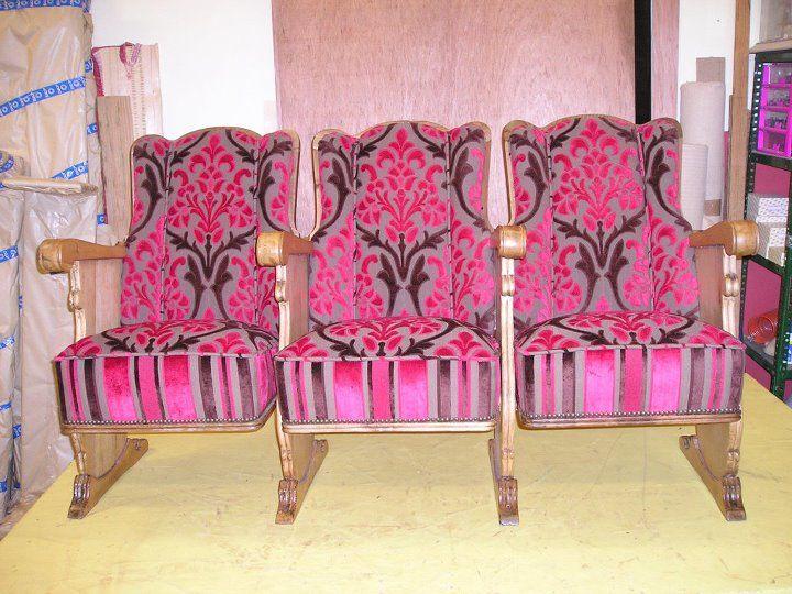 butacas, sillas y sofas: Productos y servicios de Marina y Javier - Tapicería y Cortinas Vigo