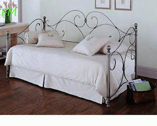 Sofá cama Saturno: Catálogo de muebles de forja de Forja Manuel Jiménez