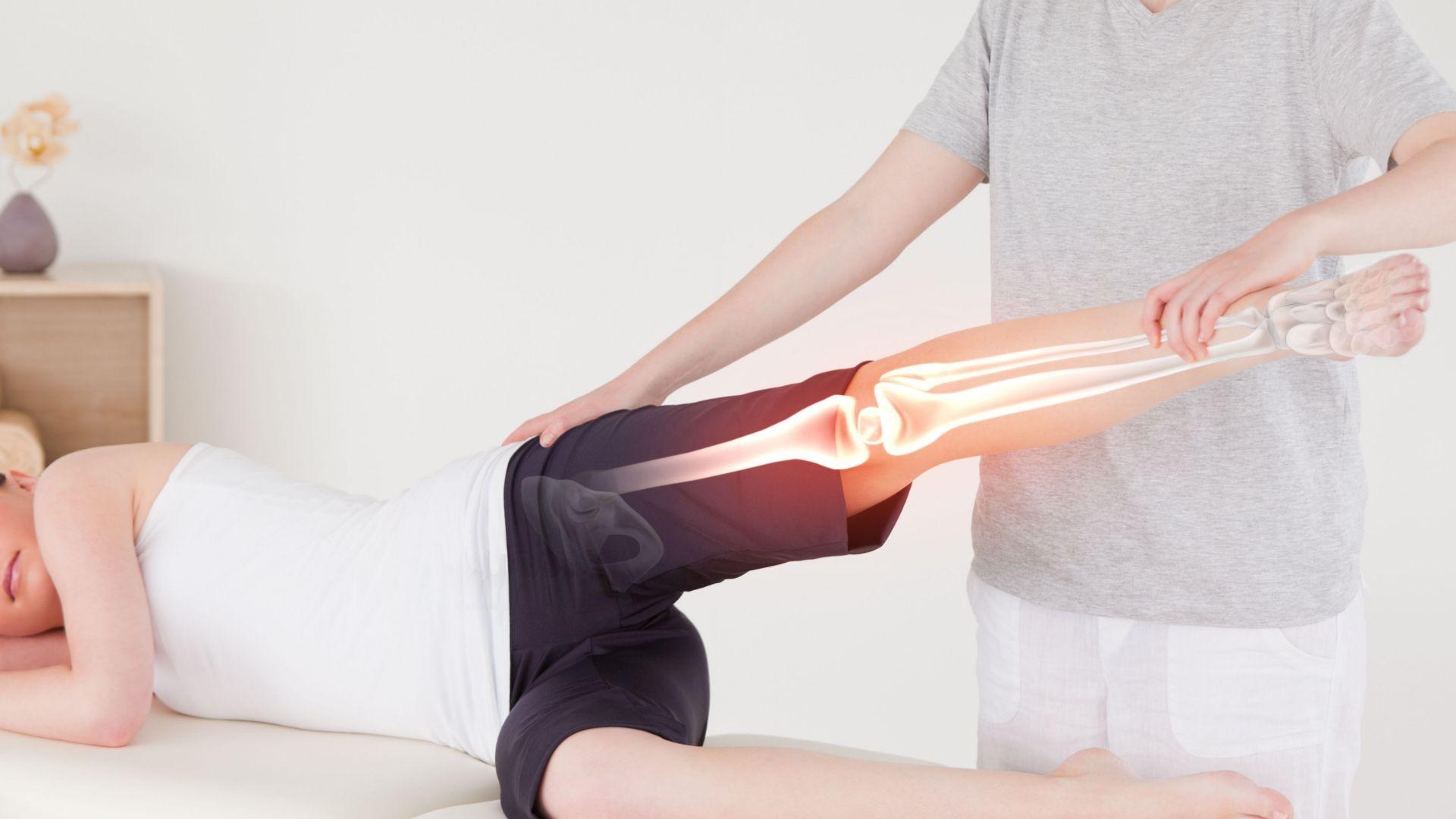 Clínica fisioterapia Méntrida