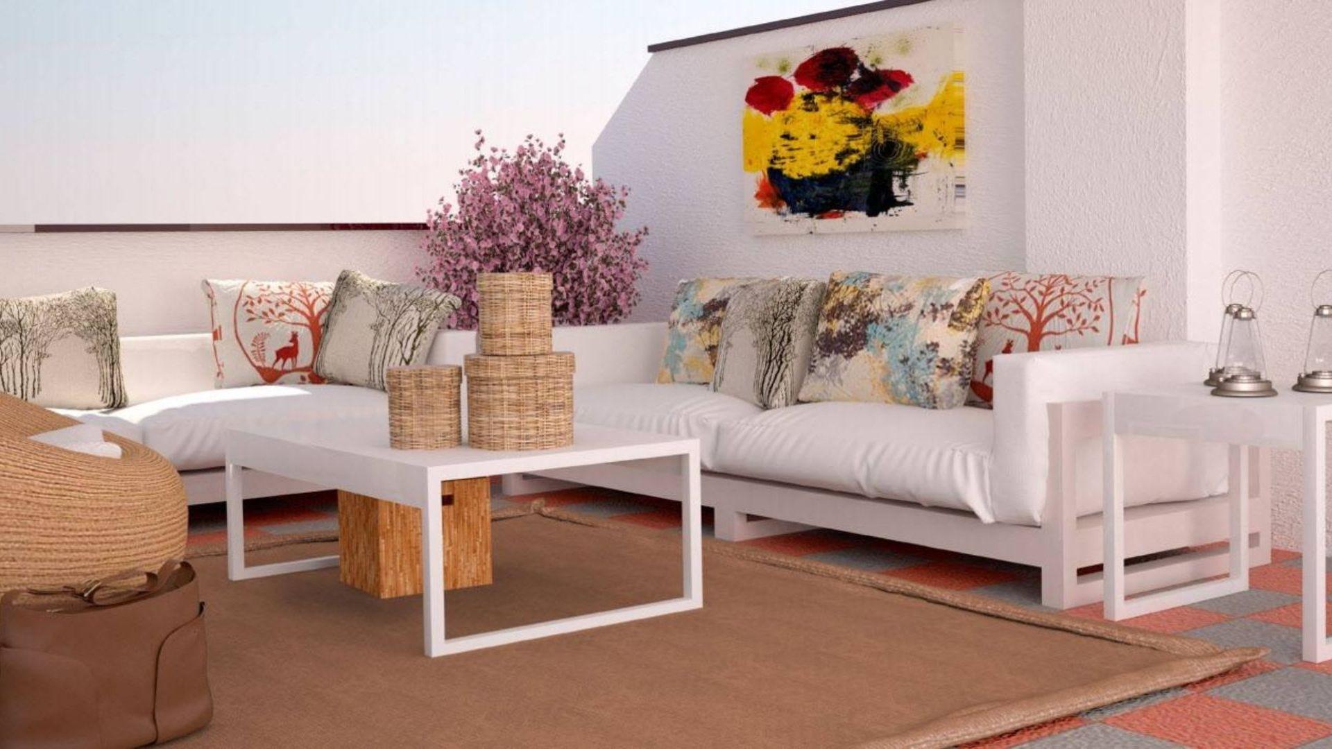 muebles para terraza exterior