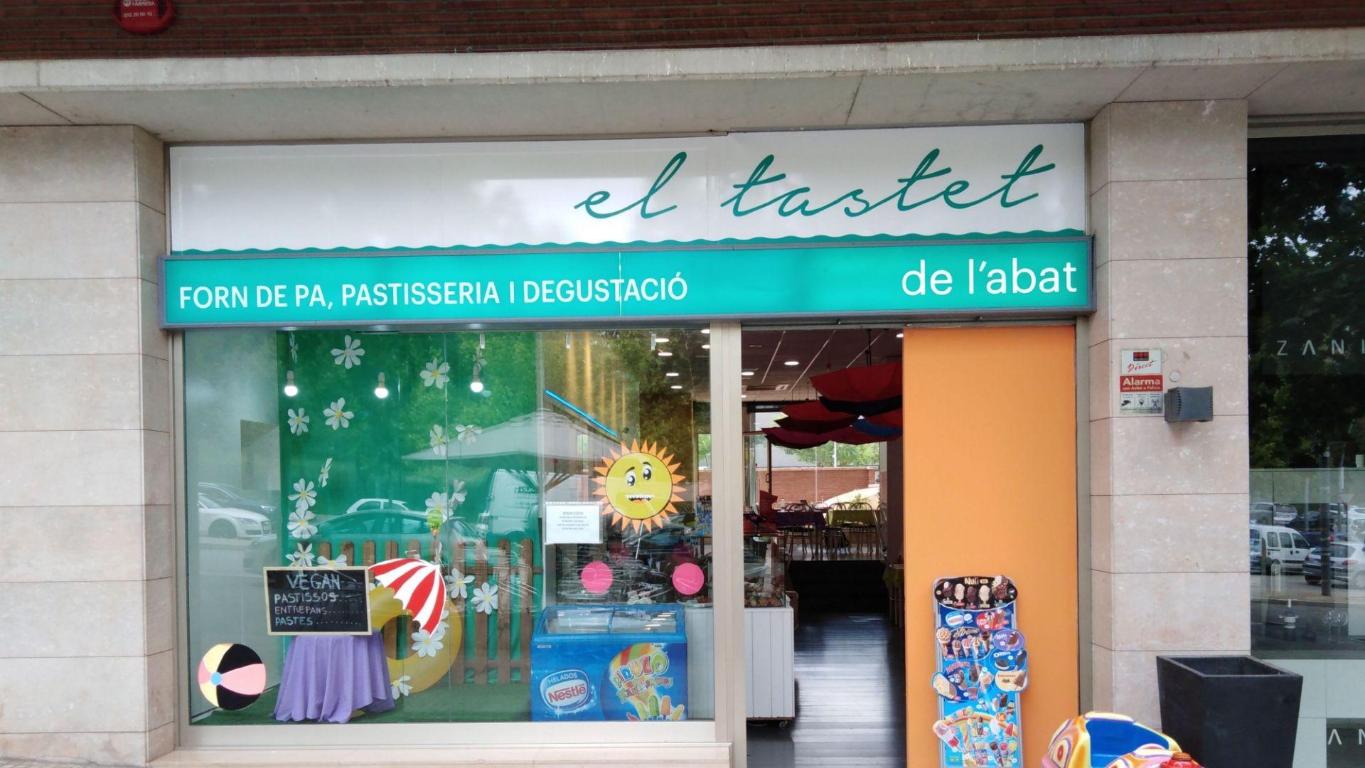 Pastelería en Manresa
