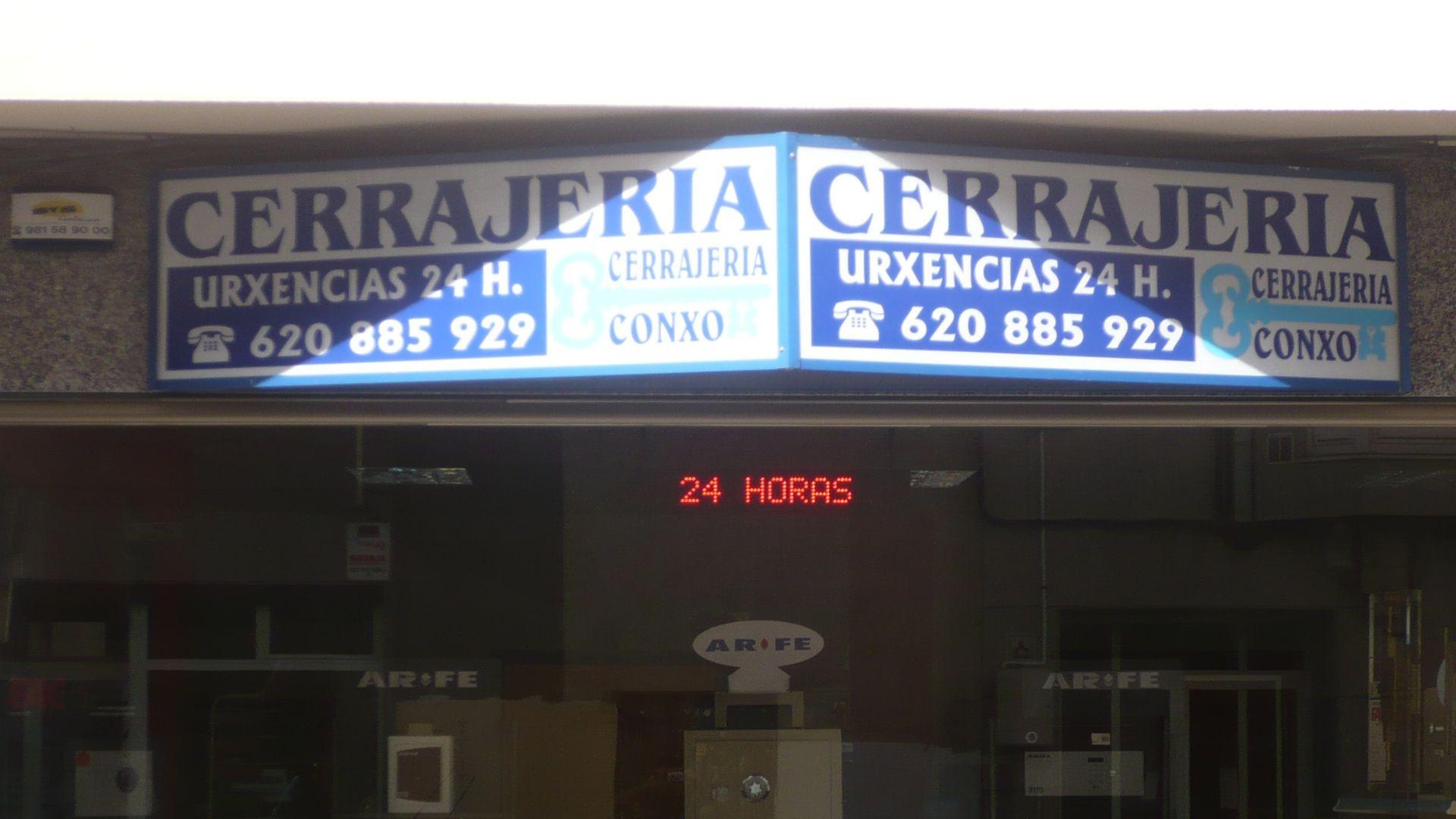 Cerrajeros en Santiago de Compostela