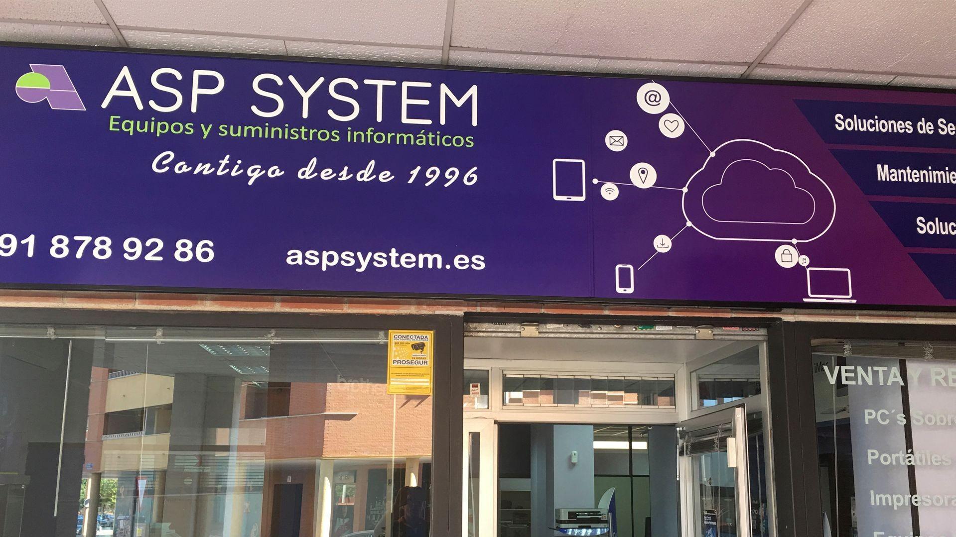 Equipos y suministros informáticos en Alcalá de Henares