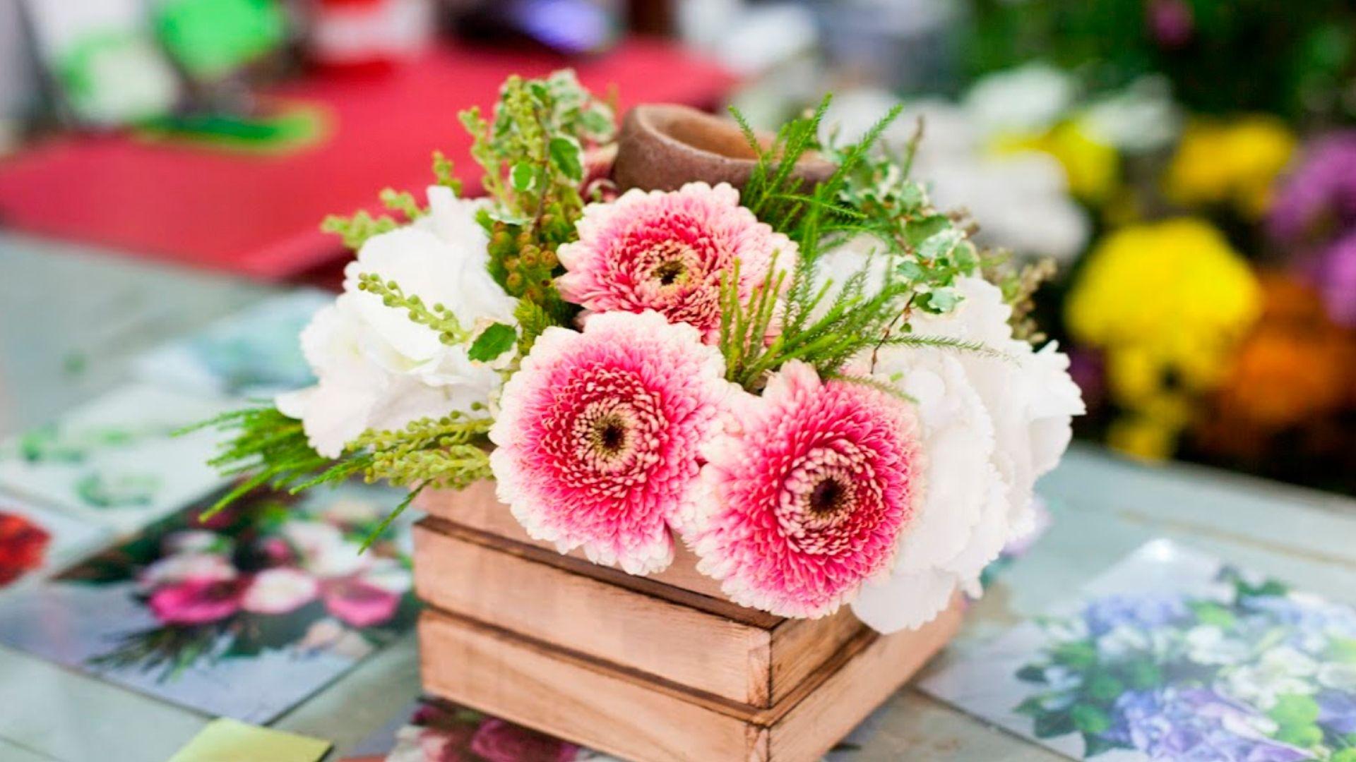 Flores y plantas en Leganés