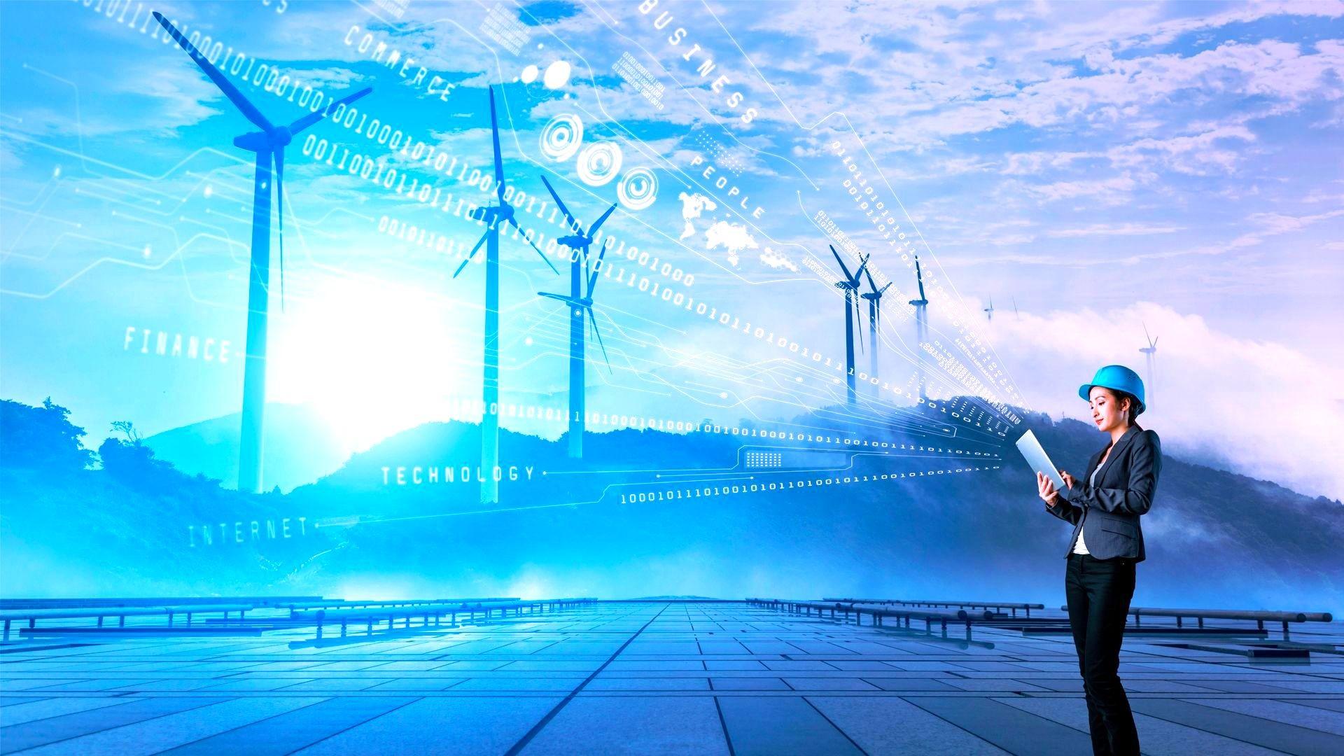 Servicio global de energías renovables en Cataluña