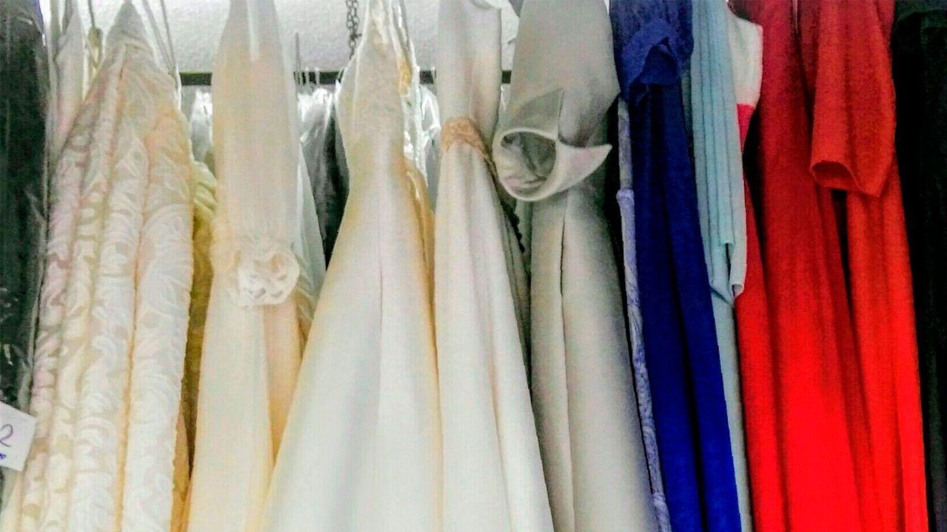 Especialidad en vestidos de novia y fiesta
