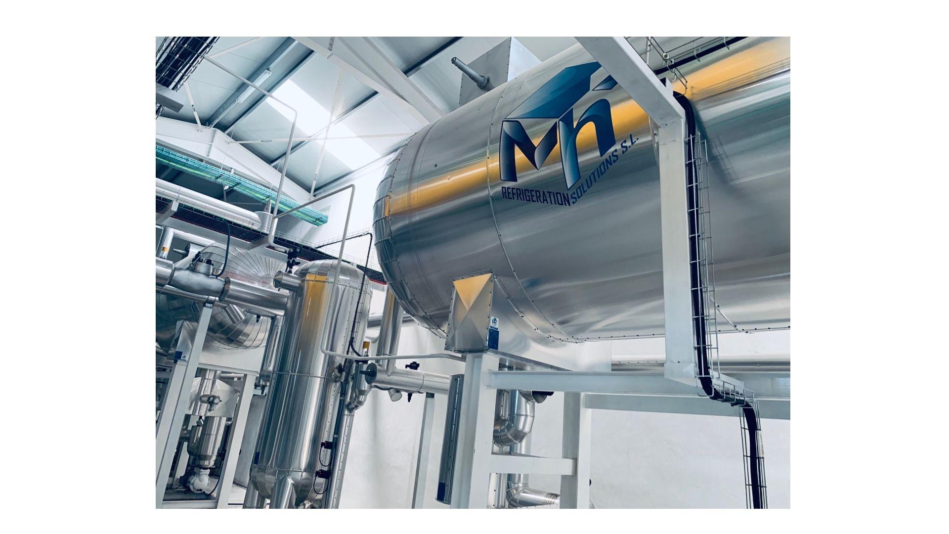 Expertos en sistemas de refrigeración industrial en Murcia