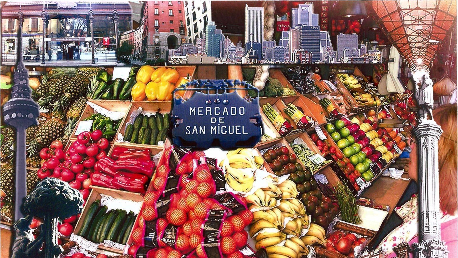 Fruteria Mercado de San MIguel