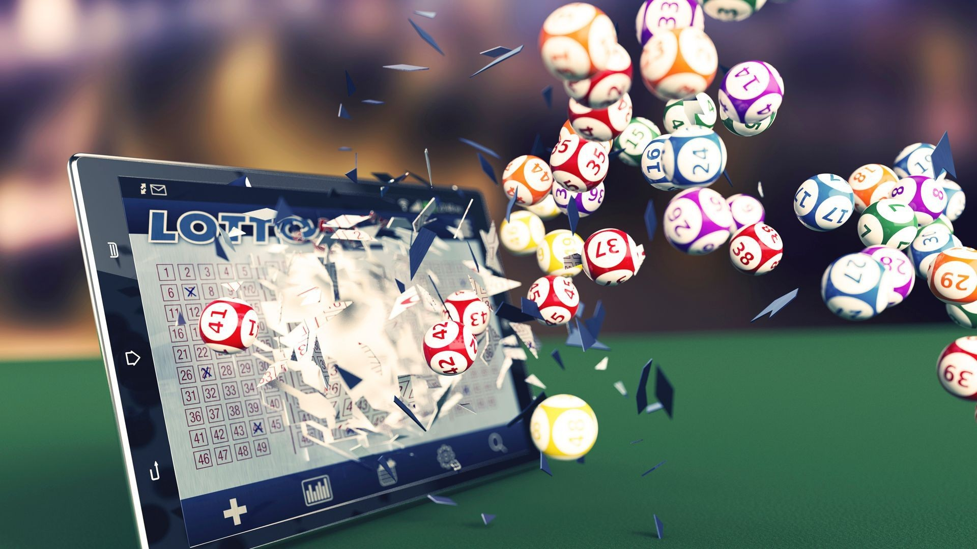 Lotería nacional y apuestas del estado en Xàtiva