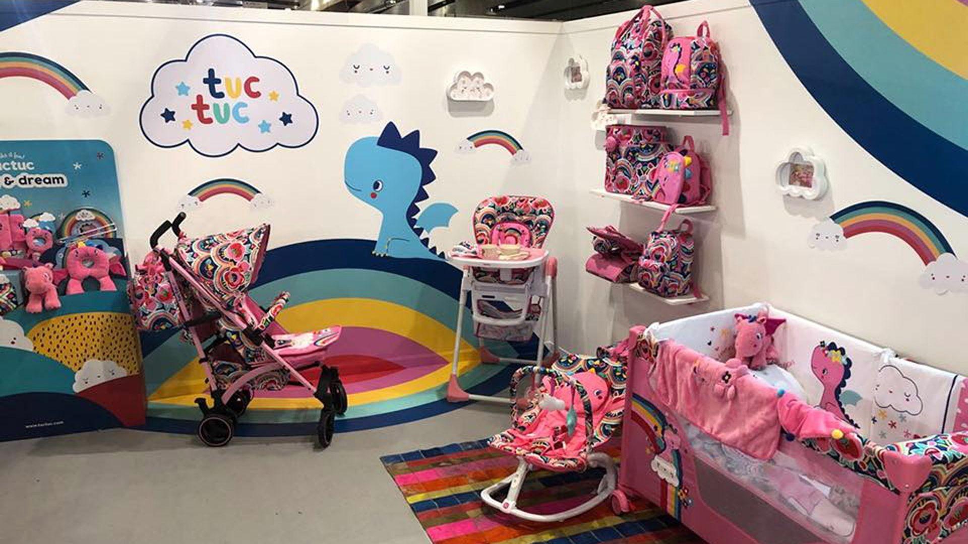 Tienda de artículos para bebés en Las Palmas