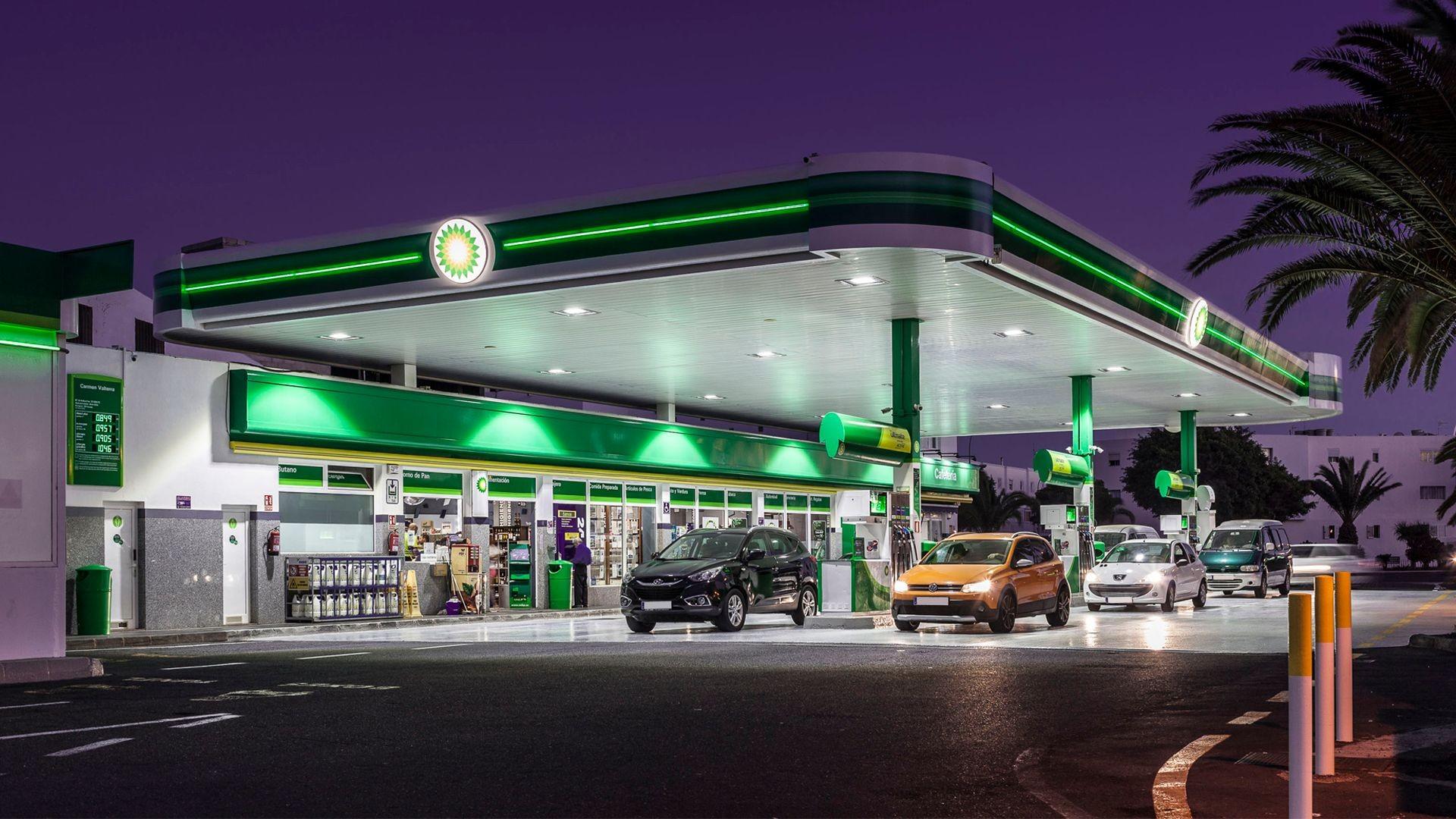 Gasolinera 24 horas en Arrecife
