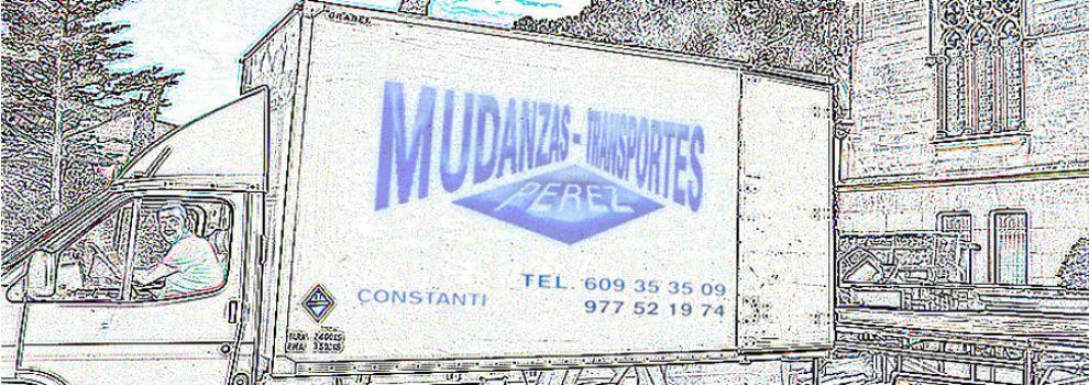 Empresas de mudanzas en Tarragona | Mudanzas-Transportes Pérez