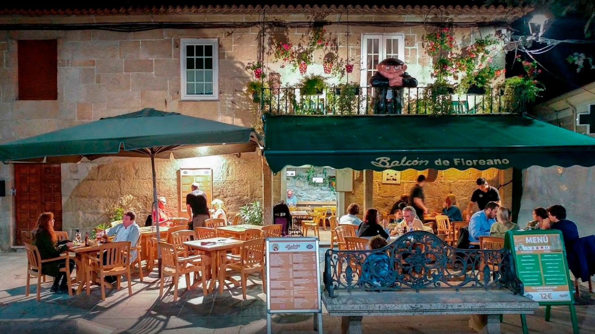Restaurante de cocina tradicional en O Grove