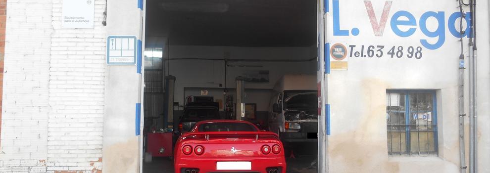taller de coches en benavente