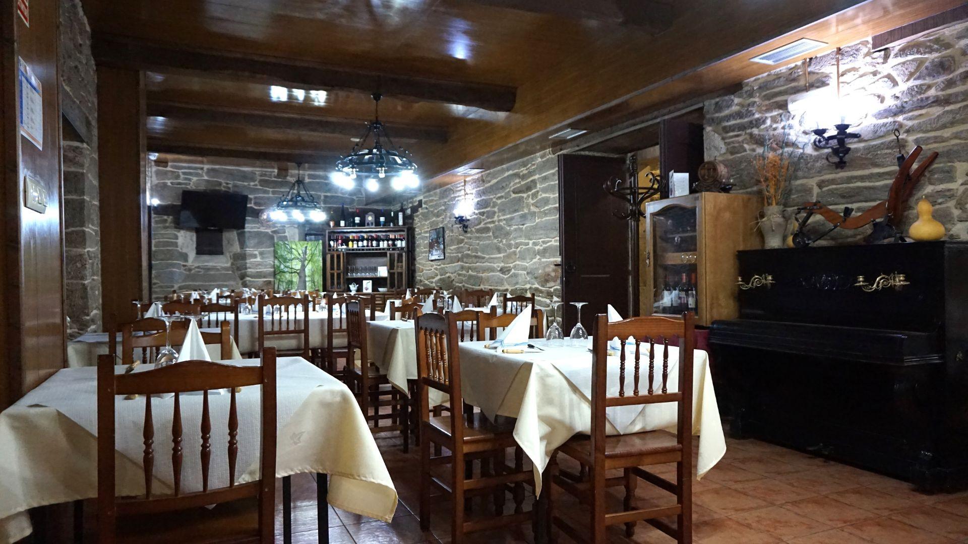 Restaurantes Viana de bolo