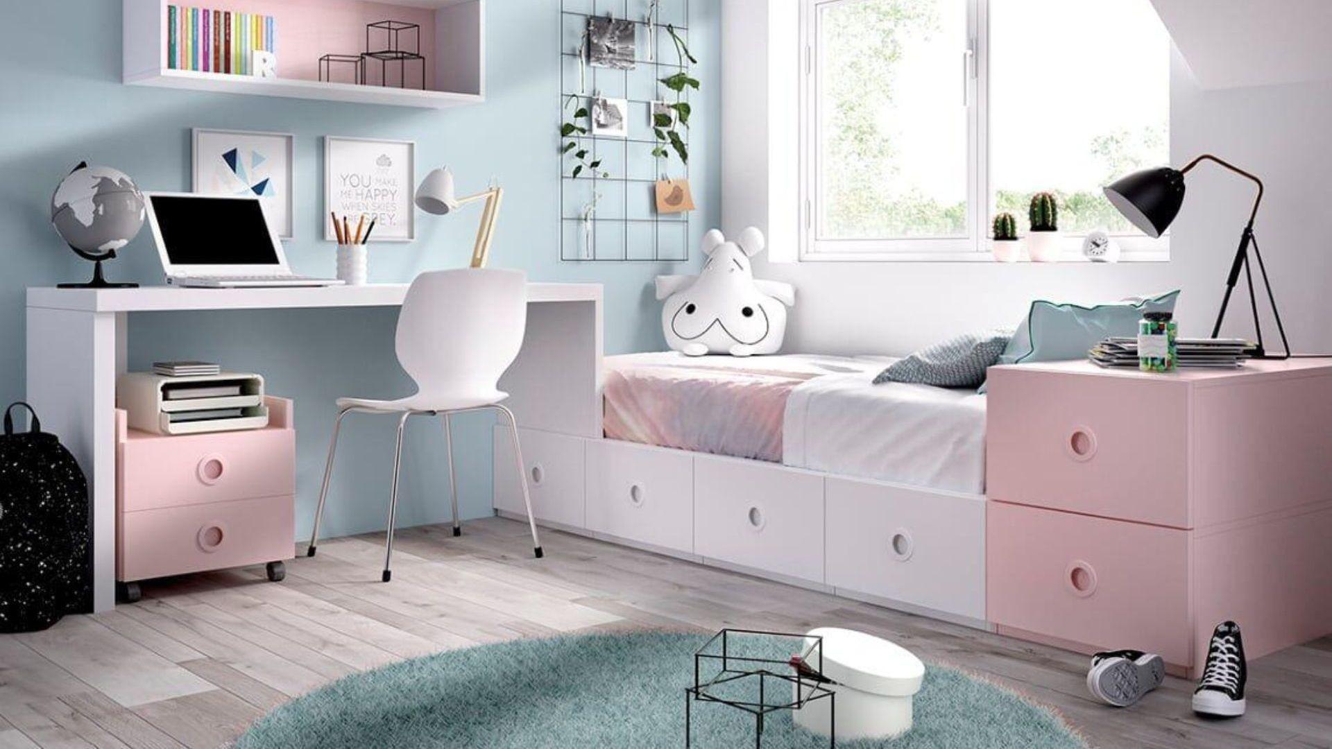 Dormitorios infantiles en Benidorm