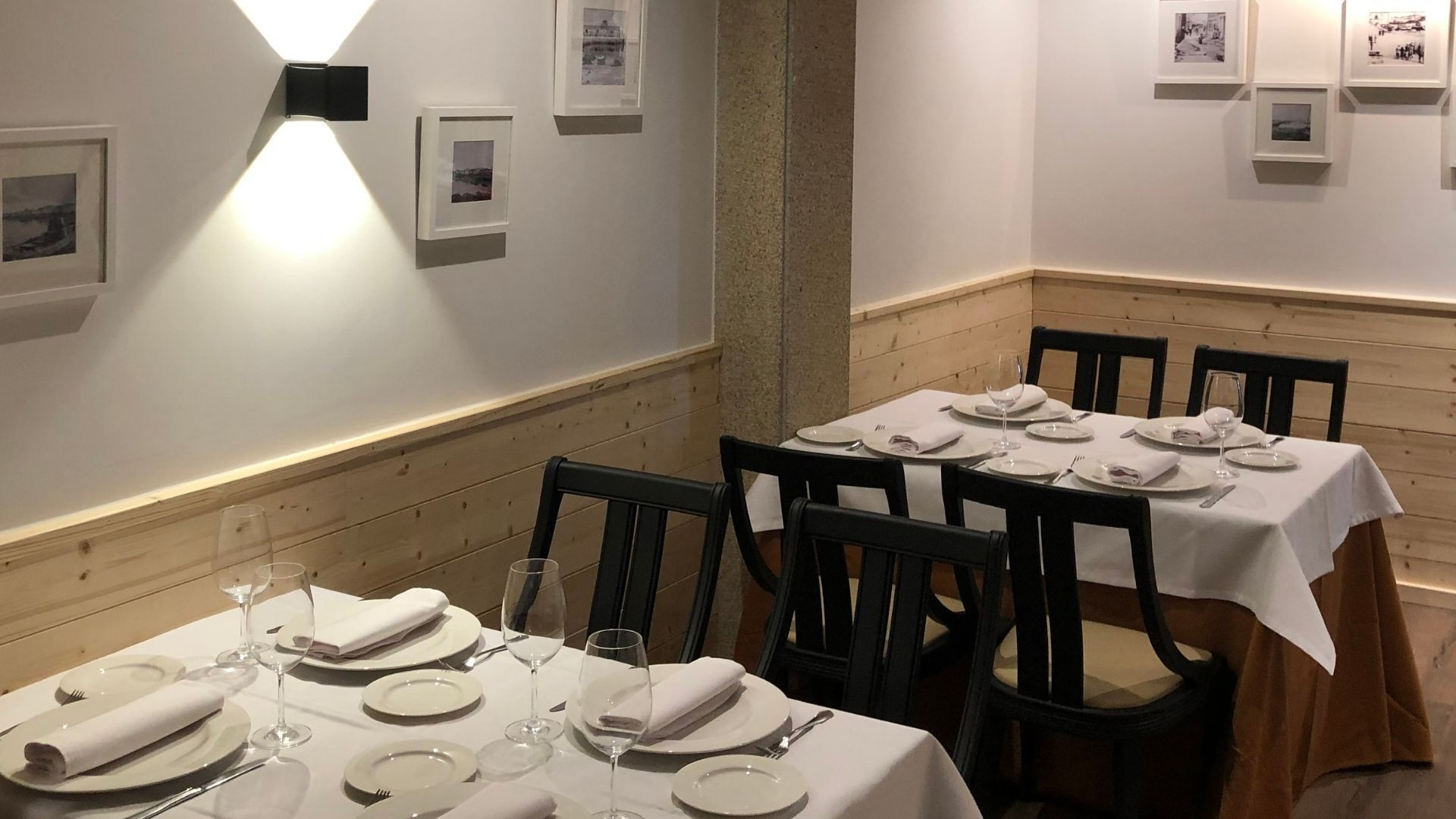 Restaurante en Pontevedra