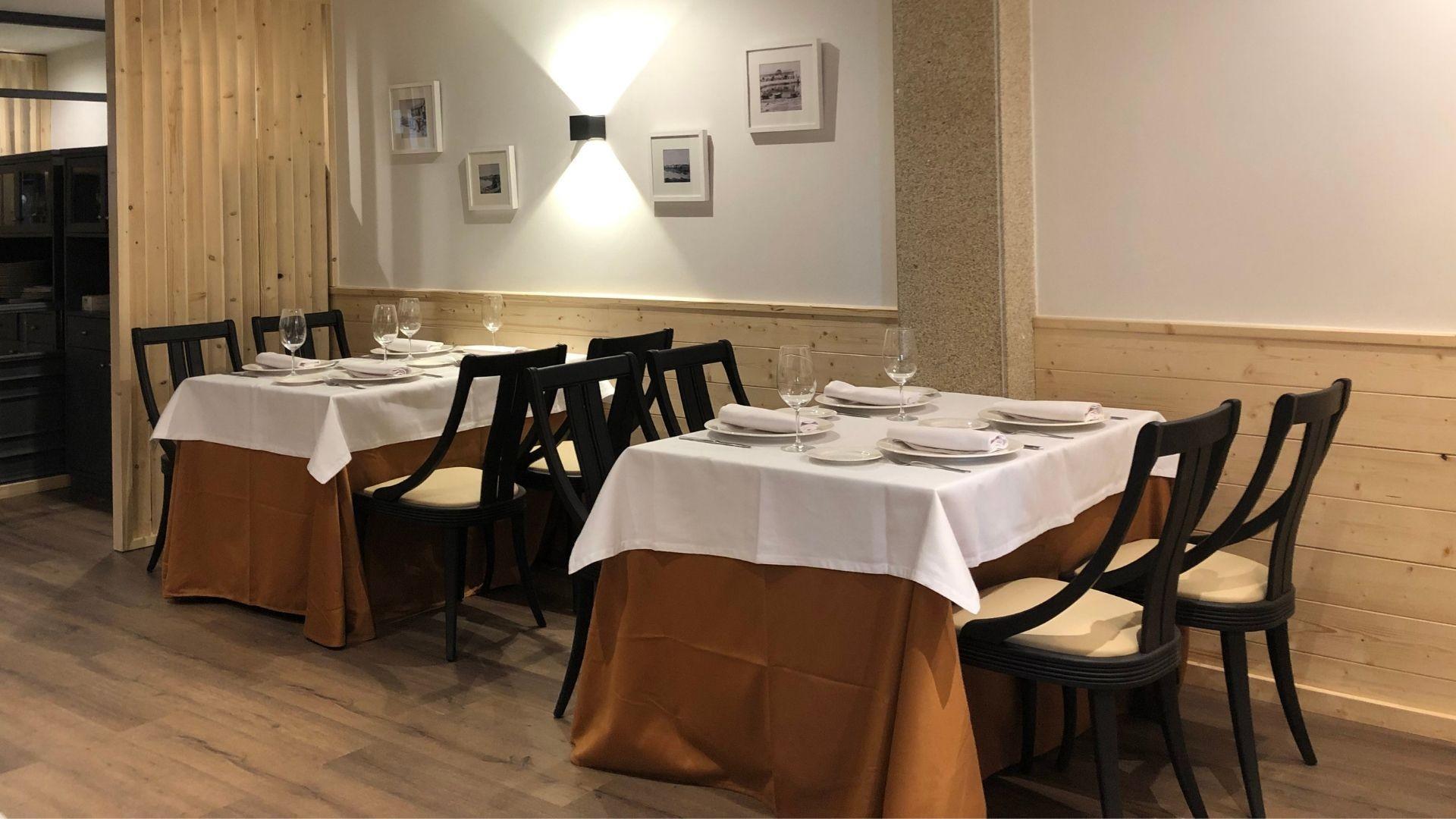 Restaurante en O Grove