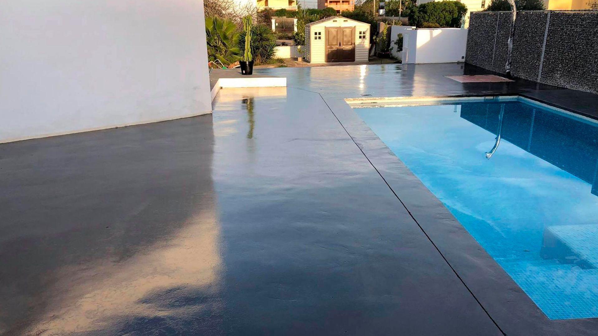 Expertos en hormigón pulido en Ibiza