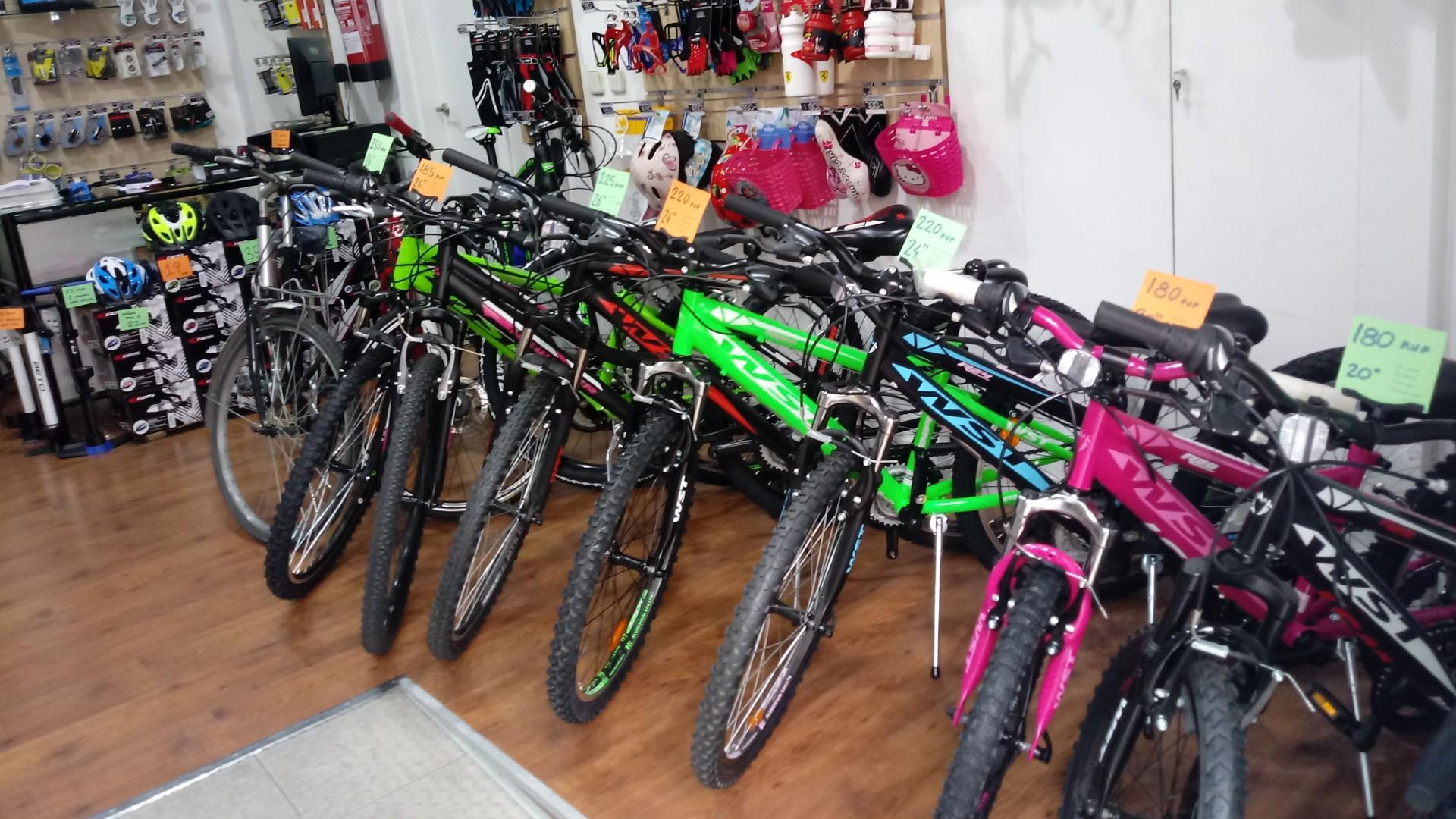 Taller y venta de bicicletas en Legazpi