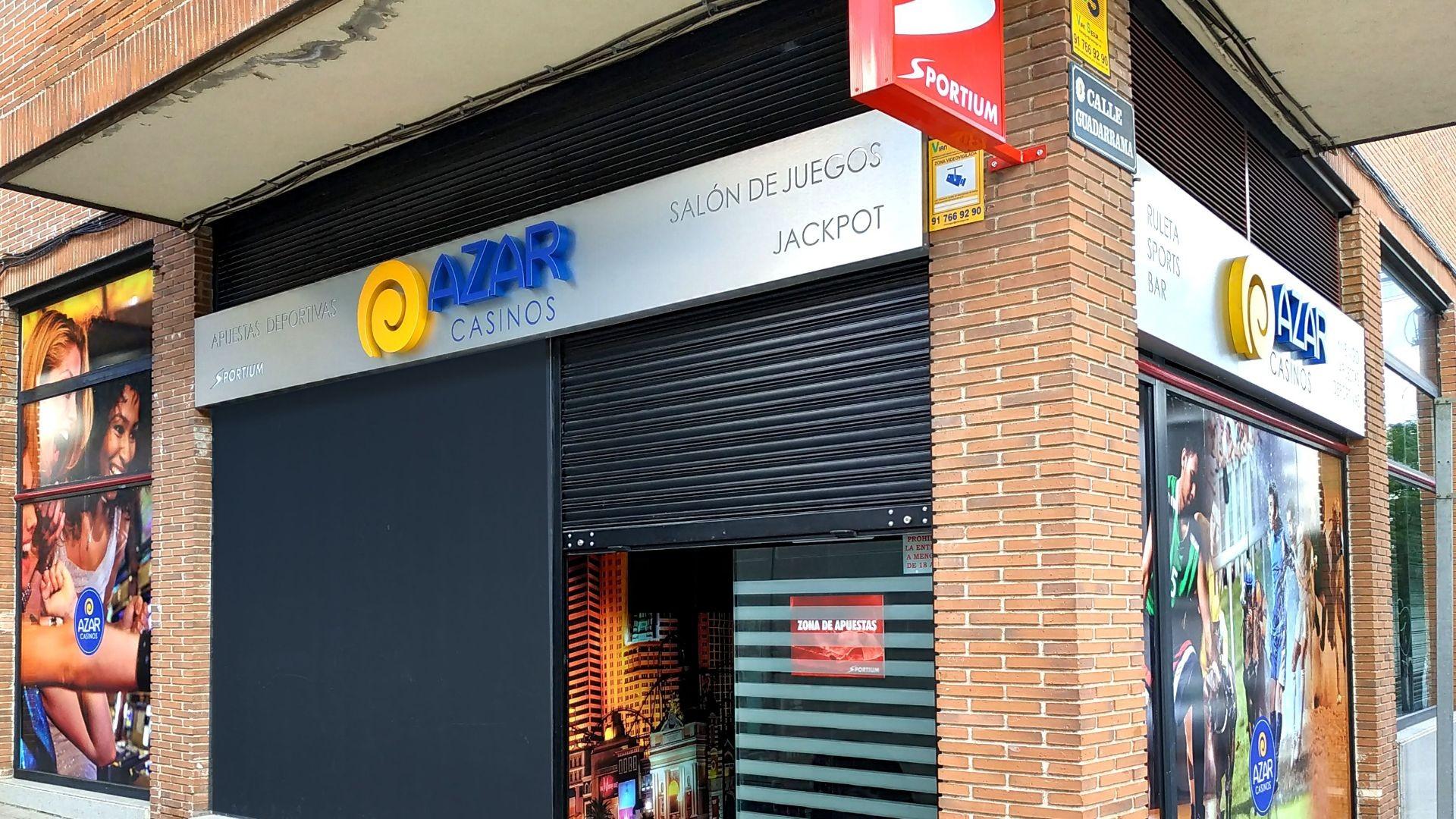 Letras corpóreas en Madrid Fabriluz, letras corpóreas recortadas