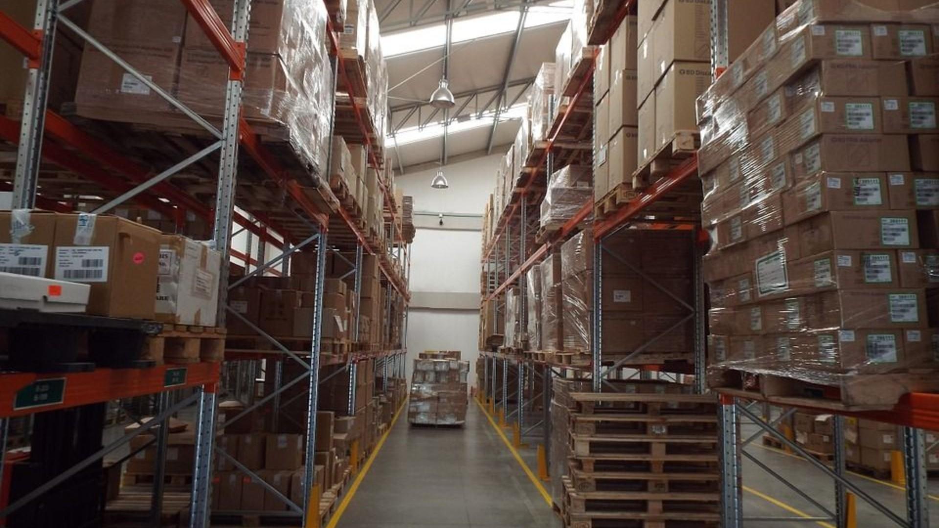 estanterías para almacenaje Bilbao