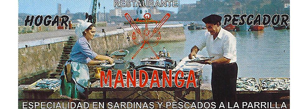 Restaurante Restaurante Hogar Pescador Mandanga Santurtzi