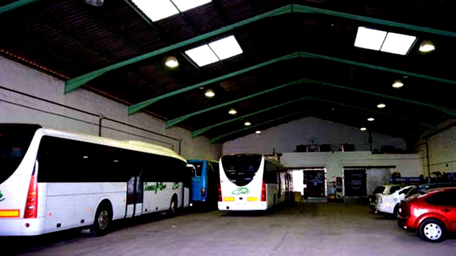Aire acondicionado autobuses Arrecife